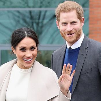 Маркл рассказала о предложении от принца Гарри