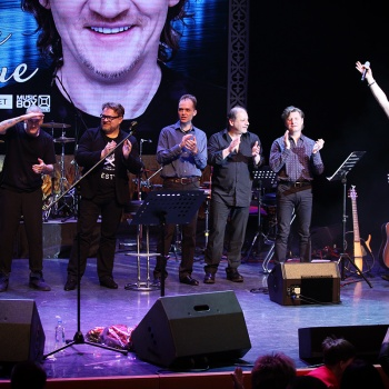 Сергей Вольный впервые исполнил русскую народную песню