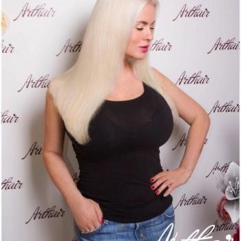 Анна Семенович сменила цвет волос