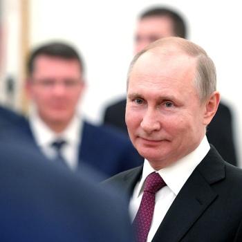 Путин снова попал на обложку журнала