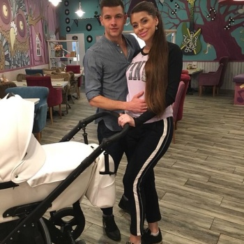 Ольга Рапунцель наконец сообщила имя дочери