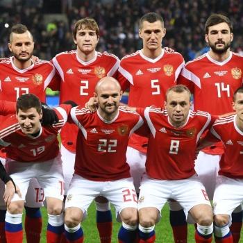 Звезды выражают свое восхищение сборной России по футболу