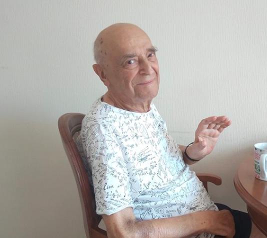 Родственники Владимира Этуша сообщили о его самочувствии