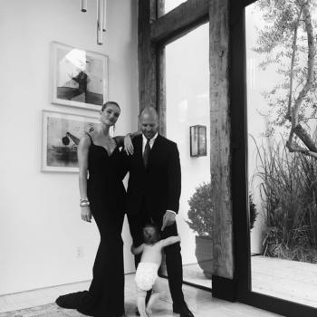 Жена Джейсона Стэтхэма опубликовала трогательный семейный снимок