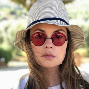 Екатерина Андреева отдыхает в Африке