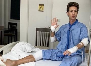 Марк Тишман оказался на больничной койке
