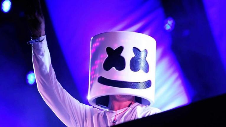 Dj Marshmello устроил виртуальный концерт и собрал 10 000 000 зрителей