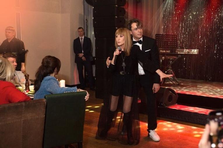 Максим Галкин и Алла Пугачева отметили годовщину знакомства