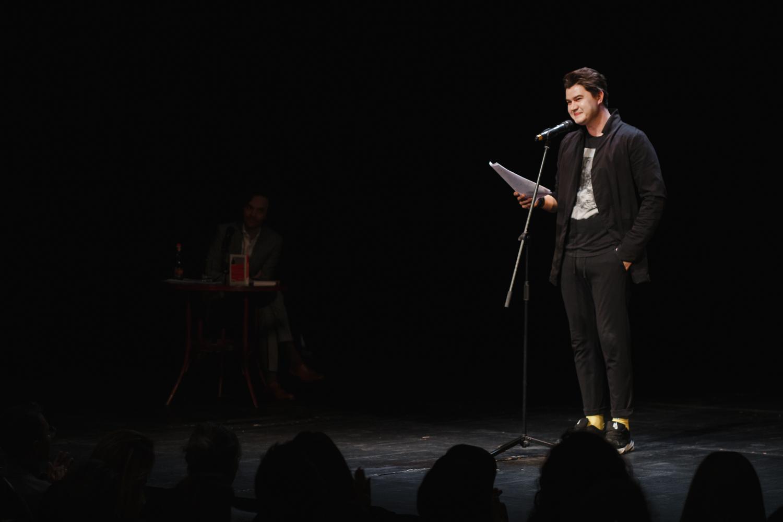 Концерт-презентация новой книги Александра Маленкова