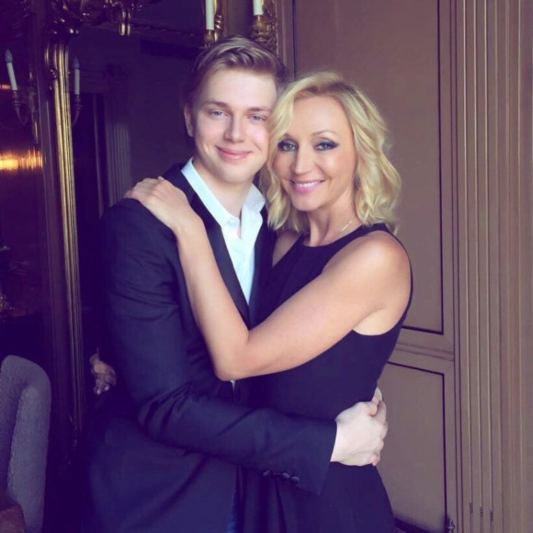 Сыну Кристины Орбакайте исполнился 21 год